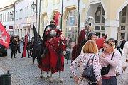 Městská slavnost Svatohorská šalmaj patří každoročně k nejoblíbenějším akcím v Příbrami.