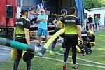 Další dvě kola Brdské ligy se odehrála v areálu v Radíči.
