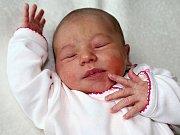 ELLA BAMBASOVÁ se narodila ve středu 13. září o váze 3,18 kg a míře 51 cm Karolíně a Ondřejovi z Příbrami.