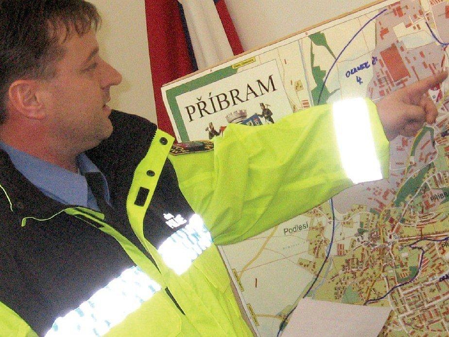 Zástupce velitele Městské policie