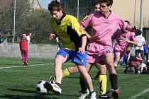 1. liga: Jehněčí podkovy - Dream team (4:3).