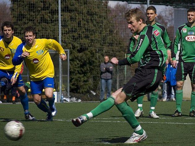 Divize: 1.FK Příbram B - Doubravka (2:1).