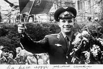Letos 12. dubna si celá Země připomíná 60.výročí letu Jurije Gagarina do kosmu.