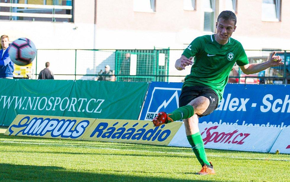 Zápas 29. kola FORTUNA:LIGY 1. FK Příbram - FC Viktoria Plzeň 1:1.