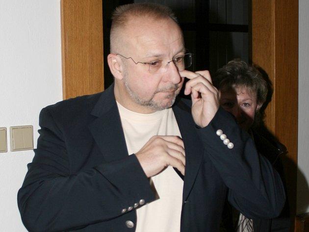 Příbramský podnikatel Jaroslav Starka.