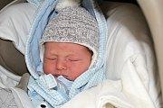 Matyáš Tulach se narodil 21. ledna s váhou 3,39 kg a mírou 50 cm Ditě a Miroslavovi z Kamýka nad Vltavou. Doma už se těší bráška Jakub (3).