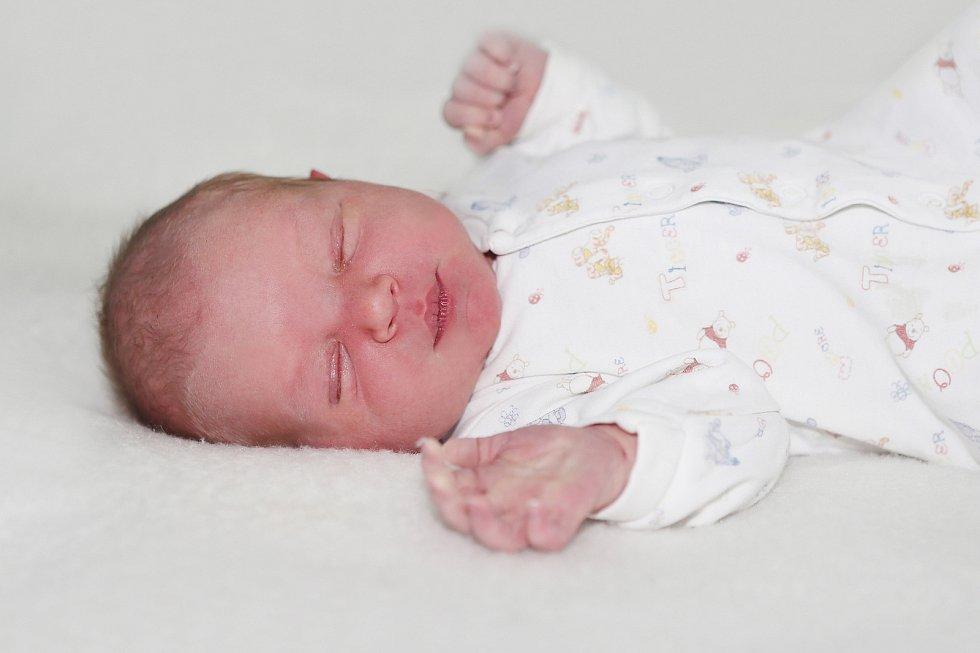 Samuel Petráň se narodil 30. října 2019 v Příbrami. Vážil 4220 g. Doma v Příbrami syna přivítali maminka Lucie, tatínek Daniel a pětiletý bratr Matěj.