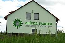 Ekocentrum Zelená pumpa se z Chraštic (na snímku) přestěhovalo do Příbrami.