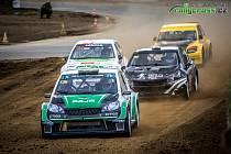 Sedlčanská kotlina přivítá 20. a 21. července osmý podnik Zóny střední Evropy v rallycrossu.
