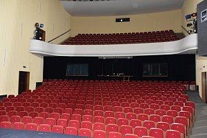 Prostory příbramského divadla