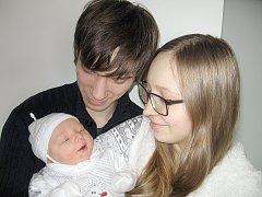 Ve čtvrtek 12. března maminka Anna a tatínek Dmitrii z Prahy přivítali na světě svého prvorozeného syna Evfima Diakonova, který v ten den vážil 3,97 kg a měřil 52 cm.