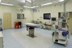 Příbramská nemocnice má nové vybavení za 19 milionů.