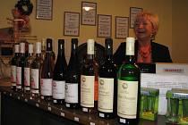 Svatomartinské víno dorazilo do příbramských vinoték