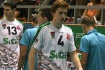 Euro Sitex Příbram - ČEZ Karlovarsko. Kevin Owens.