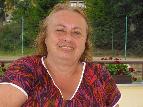 Jitka Šandová, Solenice.