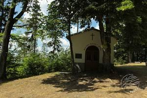 Lokalita v Chráněné krajinné oblasti Brdy, kde hospodaří Arcibiskupství pražské.