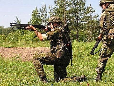 V tomto týdnu vrcholí přípravy vojáků do mise KFOR v Kosovu