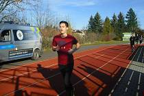 Studenti čtvrtých maturitních ročníků si v rámci pomoci Patrikovi mohli vyzkoušet testy fyzické způsobilosti, nezbytné k přijetí do služebního poměru k Policii ČR. Na Příbramsku se zapojily tři střední školy.