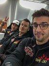 Závodníci týmu Big Shock Racing - pilot kamionu Martin Macík, jeho navigátor František Tomášek a motocyklový jezdec Jan Brabec už jsou v Peru, kde se 7. ledna rozjede 41. ročník legendárního Dakaru.