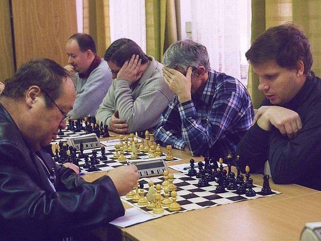 Šachisté Alvy ve druhém kole porazili Pragu A.