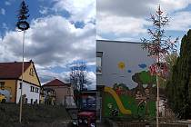 Májky v Kamýku nad Vltavou.