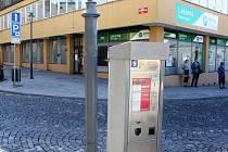 V Příbrami musí sladit parkovací automaty na nový ceník za parkování.
