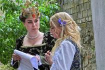 LETOS  si roli královny zahrála už poosmé Alžběta Gilíková.