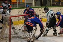 Kvalifikace o postup do 1. ligy juniorů: HC Příbram - HC Litoměřice (5:4).