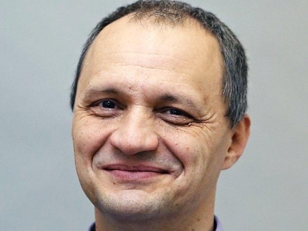 Primář ORL příbramské nemocnice Aleš Čoček.