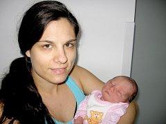 V neděli 27. října maminka Lucie a tatínek Tibor z Krásné Hory přivítali na světě svoje první děťátko – dcerku Nikolku Šarközyovou, která v ten den vážila 3,62 kg a měřila 53 cm.