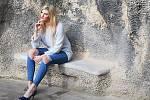 """Blogerka Martina Bechyňová chce své čtenářky odnaučit nakupovat """"rychlou módu""""."""