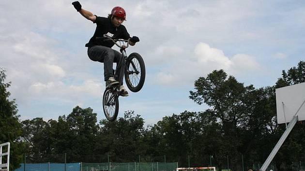 V Dobříši se pojede Bike Fight 2011.