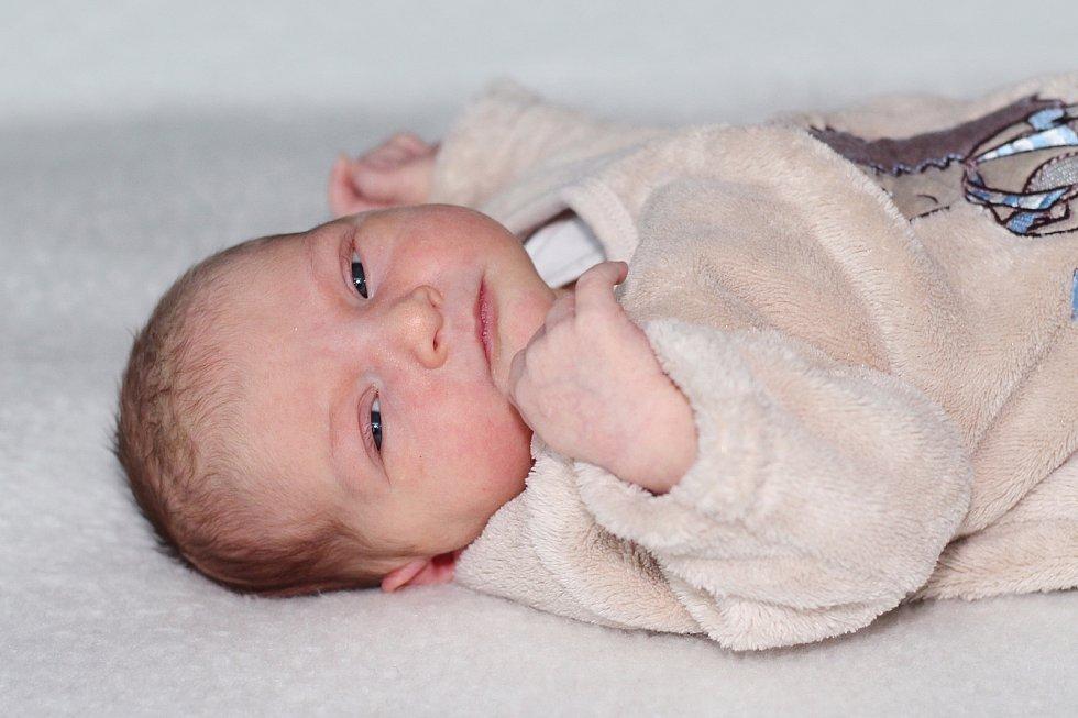 Eliška Fousová z Prahy, narozená 12. ledna 2019 Barboře a Michalovi, vážila 3160 g a měřila 52 cm, doma čekají sourozenci Štěpánka, Davídek, Daník.