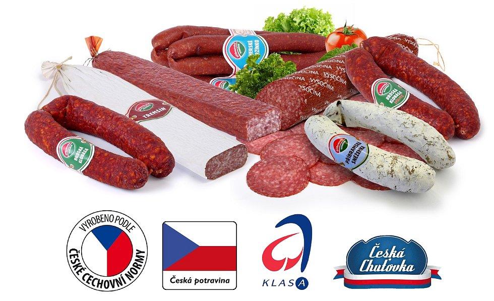 Firma Uzeniny Příbram patří mezi nejsilnější pětku masného průmyslu v České republice.