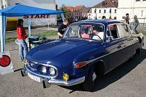 Veterán Tatra 603