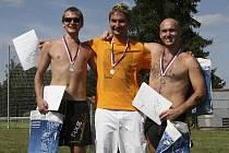 Účastníci závodu Brdonoš 2010