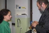 Veterinární klinika v Příbrami na Weilovně.