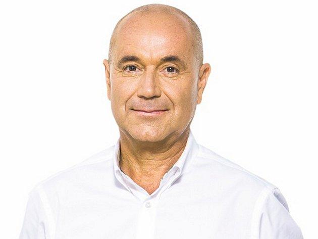 Jindřich Vařeka, lídr příbramské ANO.