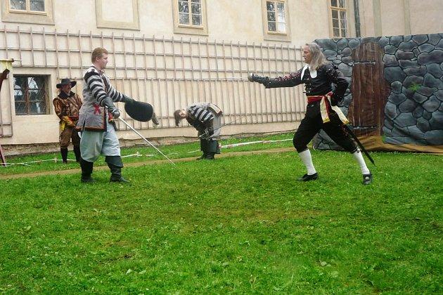Rekonstrukce připomene bitvu z roku 1639.