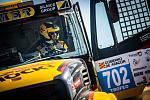 Sedlčanský závodník Martin Macík ovládl se svým kamionem letošní ročník závodu Baja Aragon