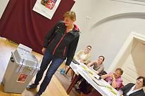Volby v Březnici: den druhý.