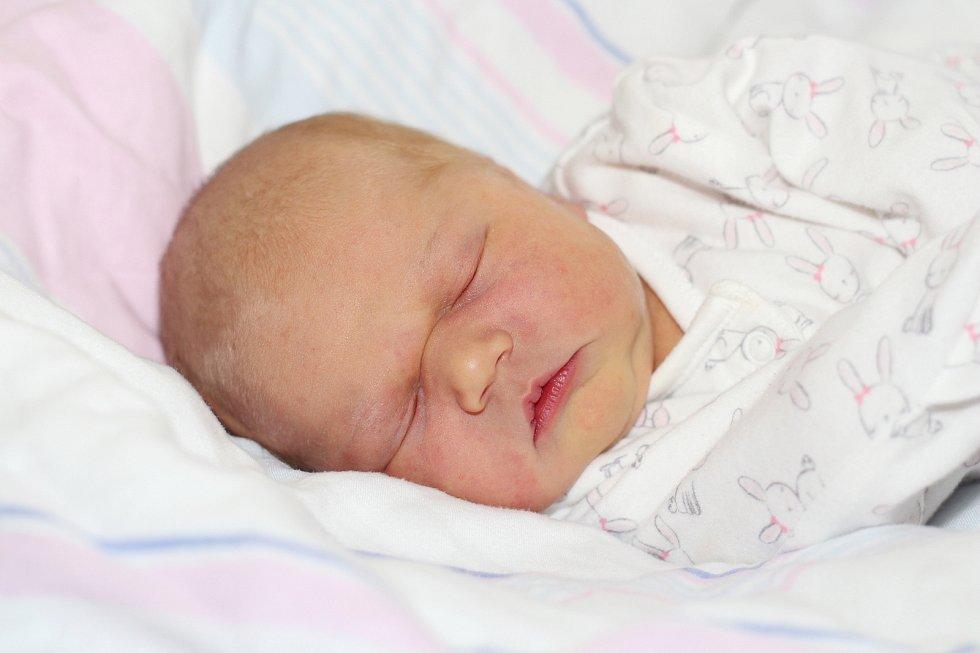 Beáta Skálová z Mnichovic se narodila 13. ledna 2019 rodičům Ivetě a Petrovi, vážila 3330 g a doma čekají sestra Olivie (5) a bratr Jáchym (2).