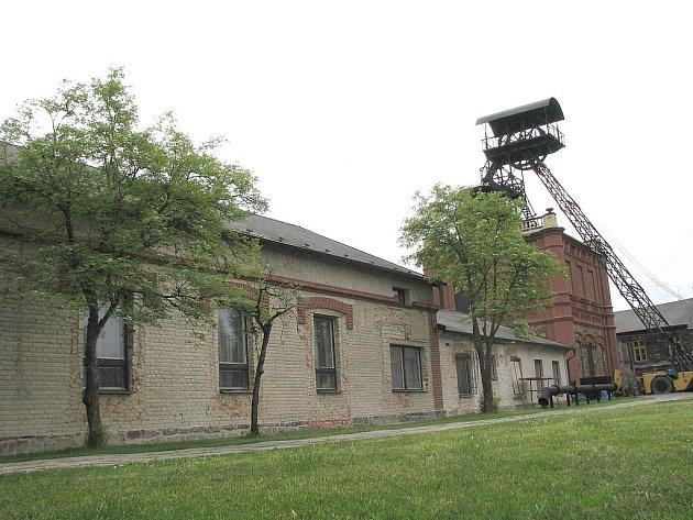 Hornické muzeum Příbram.