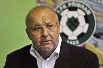 Prezident 1. FK Příbram Jaroslav Starka