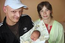 0d pátku 5. února má maminka Jana spolu s tatínkem Miroslavem ze Solenic radost ze své první princezničky Jany Brabencové, která po narození vážila 2,95 kg a měřila 47 cm.