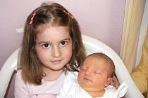 Beáta Laipoldová, dcerka maminky Petry a tatínka Jiřího z Obecnice, se prvně ohlásila světu v pátek 10. prosince, vážila 3,30 kg a měřila 48 cm. Velkou radost ze sestřičky má skoro čtyřletá Šarlota.