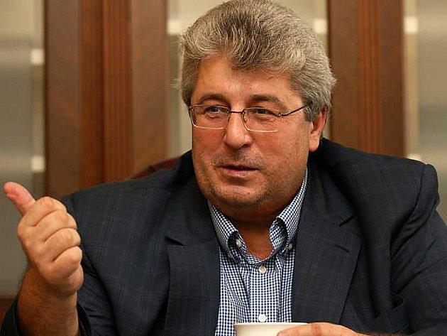 Josef Řihák, příbramský zastupitel za ČSSD.