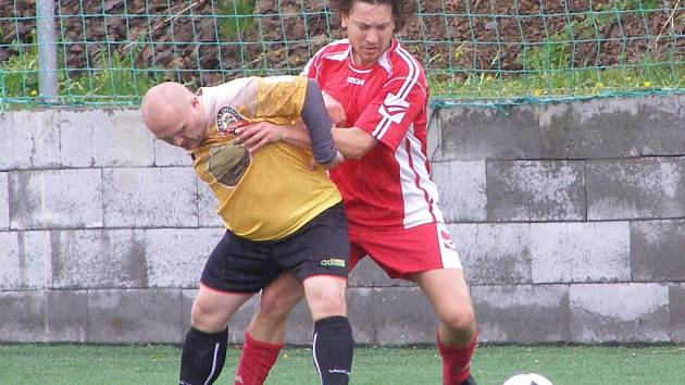 2. liga: Česká pivnice - Olympic Bř. Hory.