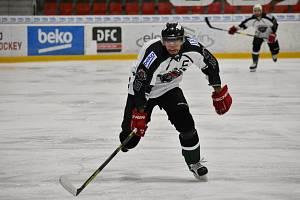 Hokejisté Příbrami v posledním přípravném zápase před startem sezony padli v Táboře.
