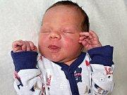 TOMÁŠEK KYSELA se narodil v pondělí 6. března, vážil 3,44 kg a měřil 51 cm. Štěstí prožívají rodiče Lucie a Rudolf z Čisovic.